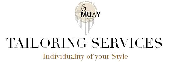 Muay Tailoring Services - รับสร้างแบรนด์ รับผลิตเสื้อผ้าแฟชั่น  ตัดเย็บเสื้อผ้าแฟชั่น รับออกแบบเสื้อผ้า